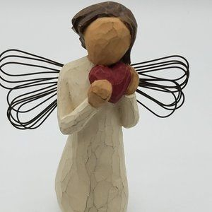 Willow Tree Angel of the Heart Lordi 2000 -